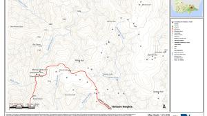 This map should help locate some key areas, including Dargo Bowl (where the map says 'Dargo River), Australia drift to the right, and Avalanche Gully on Mt Hotham. Also shows Bon Accord Spur and Derrick Col. Many thanks to VSG for the map.