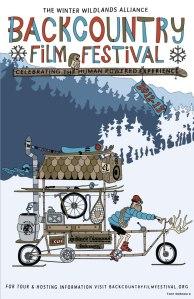 BC festival poster