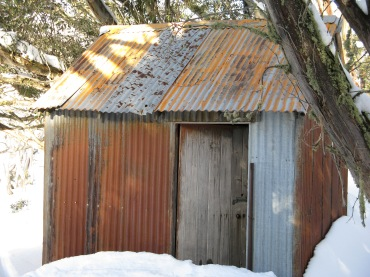 Tawonga Huts, Bogong High Plains, VIC