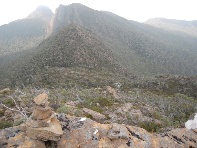 more private development in Tasmanian World Heritage Area ?