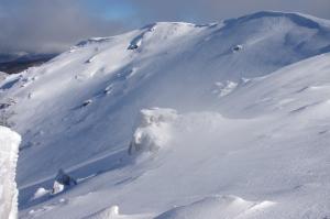 Stanley Bowl, Mt Stirling