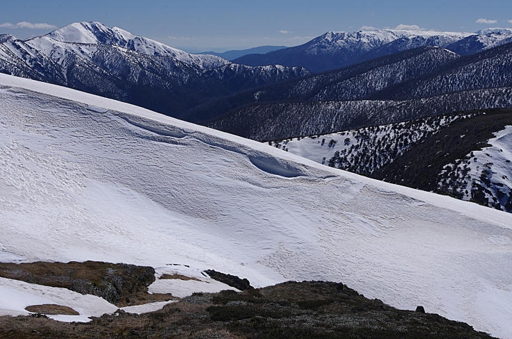 Feathertop and The Fainters, Sept 20