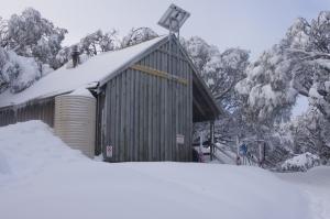 Bluff Spur hut