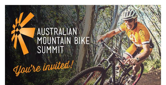 the Australian Mountain Bike Summit