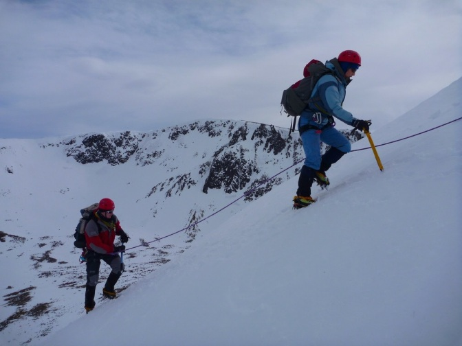 ski mountaineering courses