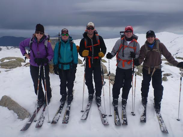 Ski Guides (ski touring) course