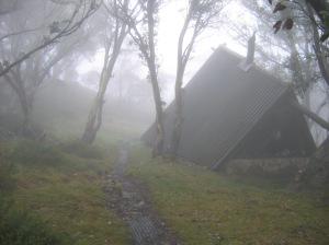 Vallejo Gantner hut, Mt Howitt