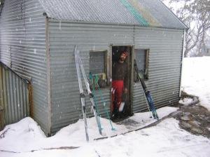 Edmunds hut, Bogong High Plains.ons