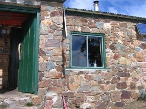Cleve Cole hut, Mt Bogong