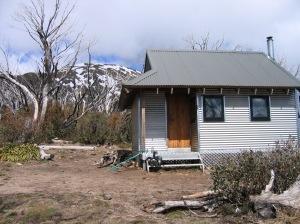 Michell hut, Mt Bogong