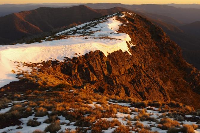 The Bluff – Mt Howitt ski guide