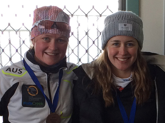 Lake Mountain skiers show their mettle