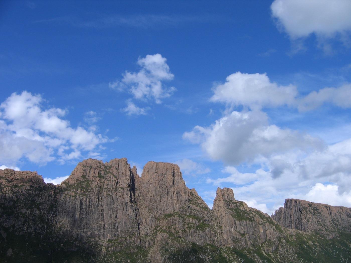 Mt Geryon, TAS