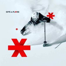 give a flake