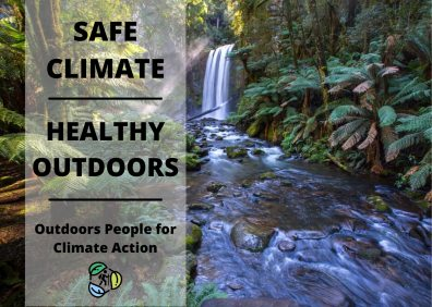 safe climate - healthy outdoors